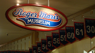 Roger Maris Museum - West Acres Shopping Center - Fargo, ND