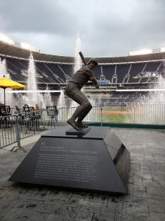 George Brett Statue - Kauffman Stadium - Kansas City