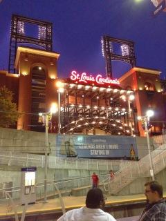 Busch Stadium 3rd Base Gate - St. Louis